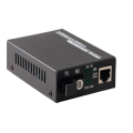 Multimode เป็น Single Mode Gigabit Fiber Media Converter