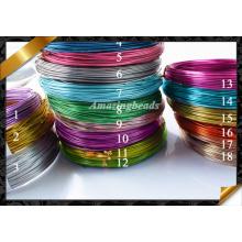 Schmucksachen, die Draht, Aluminiumdrähte herstellen, Art und Weise, die Zusätze (RF055)