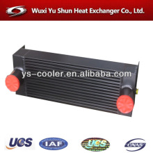 manufacturer of customized aluminum excavator radiator