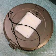 IP66 водонепроницаемый алюминиевый литья под давлением сверху светодиодный уличный свет