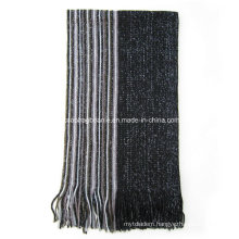 Men′s Winter Scarf, Knit Scarves