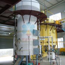 Máquina de extração de óleo de arroz 100TPD Huatai venda quente