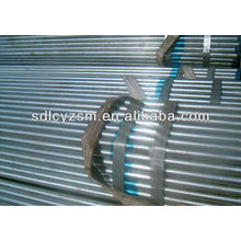 стальная труба теплицы оцинкованная поверхность