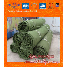 Waterproof Organosilicon Canvas Tarp for Sale