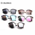 26013 wholesale stock svd fashion women fashion retro metal vintage cateye sunglasses