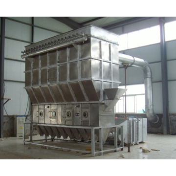 Horizontal Fluidized Bed Dryer Machine