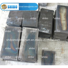 99.95% Pure Black Molybdenum Plates