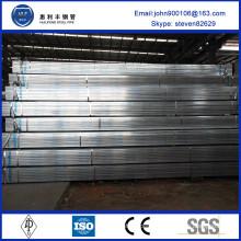 new arrival galvanized square steel