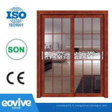 Portes en aluminium pour des prix externes