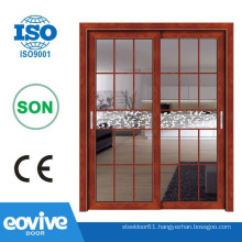 Aluminum doors for external prices
