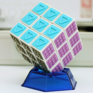 2018 New Hot Unique Sensitive Touch Magic Cube