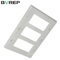 YGC-008 Support customized wall plastic blank switch plate covers
