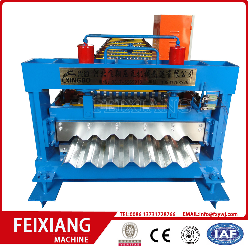 Single Layer Sheet Making Machine