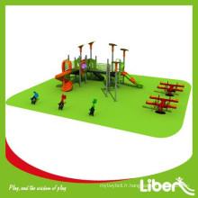 Outdoor Park Amusement Playground pour enfants Jeux en plein air Fun Play