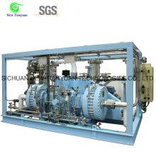 Химический завод Большой объемный газовый мембранный компрессор