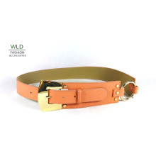 Stud PU&Elastic Fashion PU Belt (KY5327)
