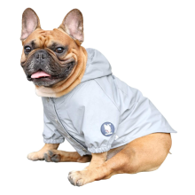 Lightweight Dog Raincoat Hooded Jacket