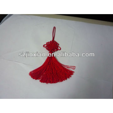 Decoration tassel with Chinese Knot