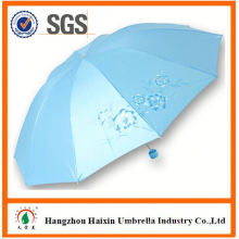 OEM/ODM Factory Wholesale Parasol Print Logo wave point umbrella