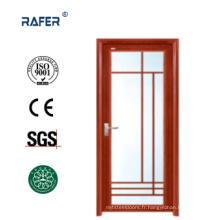 Bref style vendre meilleures portes en aluminium (RA-G119)