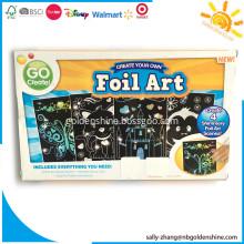 Create Your Own Foil Art