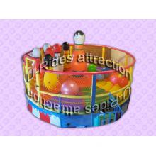 Amusement Rides (Pinball turn around game) (U-BR-028)