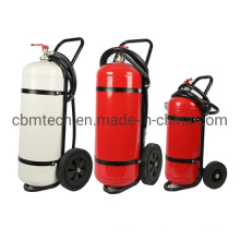 25kg Dry Powder Cart Fire Extinguishers