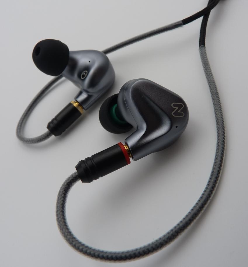 Hybrid Banlance Armature with Dynamic In-ear Earphones