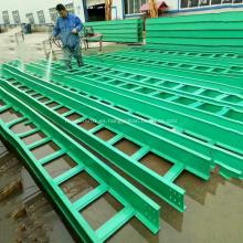 Bandeja de cables tipo escalera de servicio liviano de fábrica