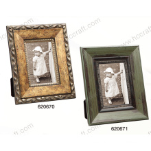 Compo and Antique Wooden Photo Frame