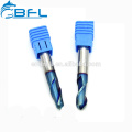 BFL Carbide Ballnose Endmill, CNC Carbide Ball Nose End Mill for Metal