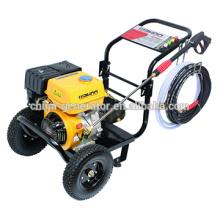 Machine d'alimentation à essence et à haute pression pliable et à haute pression Laveuse à haute pression (3000PSI)
