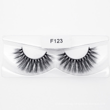 Hand Made Synthetic Eye Lashes 3D/5D Lash Strip False Silk Eyelash