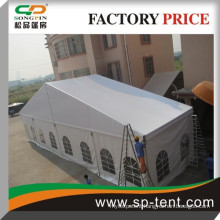 Used clear span Aluminum trade show tent span 20m