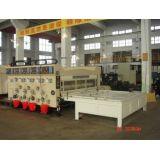 Paper / Cardboard Automatic Corrugated Box Making Machine