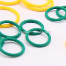 Fabricante de anel de borracha de silicone de nitrilo de viton colorido