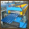 Metal Roof Panel Making Roll Forming Machine (AF-R1100)