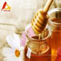 Miel de polyflower crudo en café