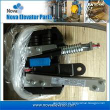 Equipo de seguridad de 10mm instalado en el bastidor del automóvil