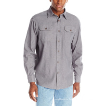 Men's casual short sleeve shirts button up mid/long sleeve shirts for casual use