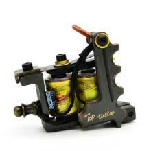 Grande vente laiton CNC couper la main Tattoo Machines canons