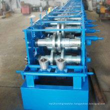 China factory supply cz purlin machine c channel steel roll forming machine