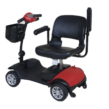 Folding Electric Multi-Functional Wheelchair