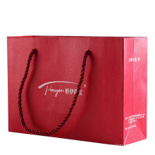Paper Shopping Gift Bag for Jewelary