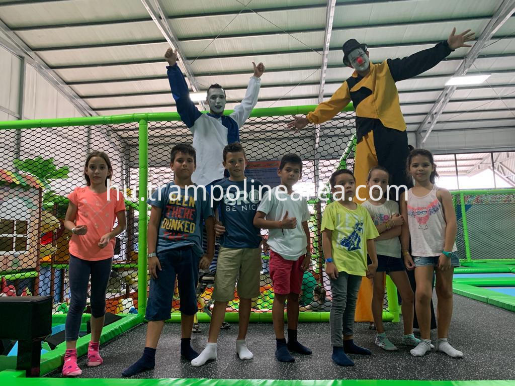 Costa Rica Indoor Trampoline