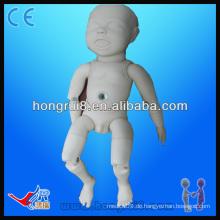 HEISSER VERKAUF Neugeborenes Baby-Silikon-Mannequin