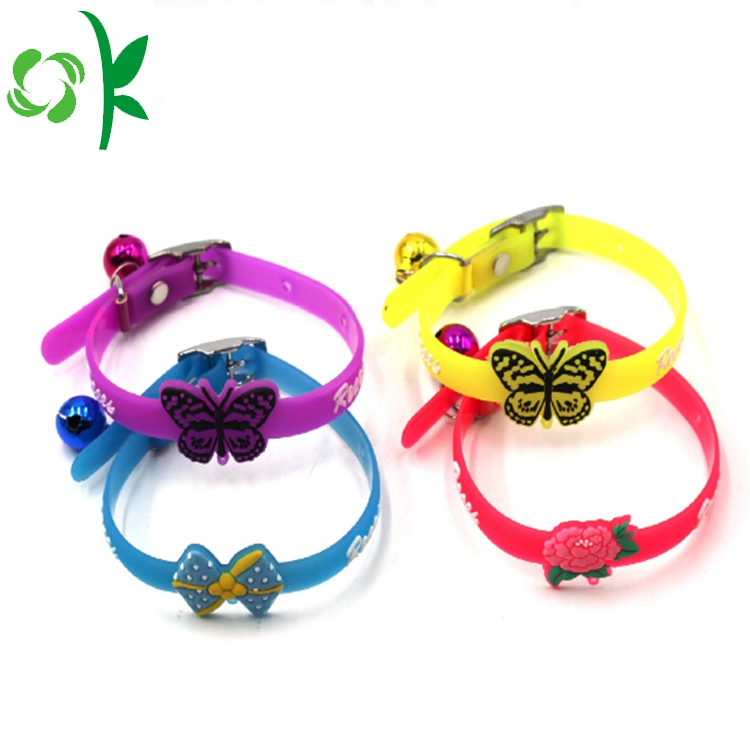 Bow Pet Collar