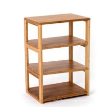 Bamboo Rack Bamboo Shoes Rack Bookshelf