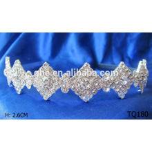 Neue Art und Weisegroßverkauf Rhinestone elastisches Haarband