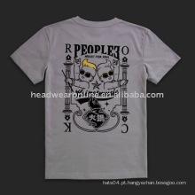 Camisas de t com impressão de tela sild